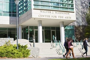 Walter J. Manninen Center for the Arts