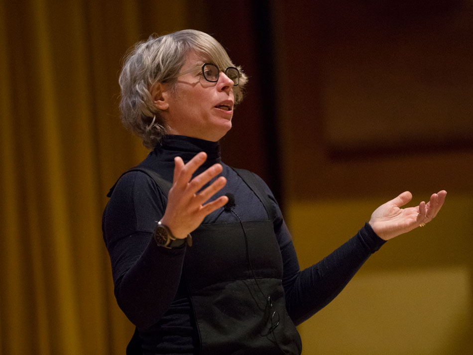 Jill Lepore at Endicott College