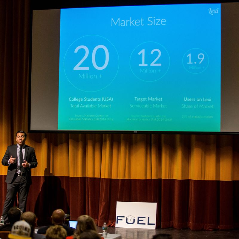 presentation at FUEL conference