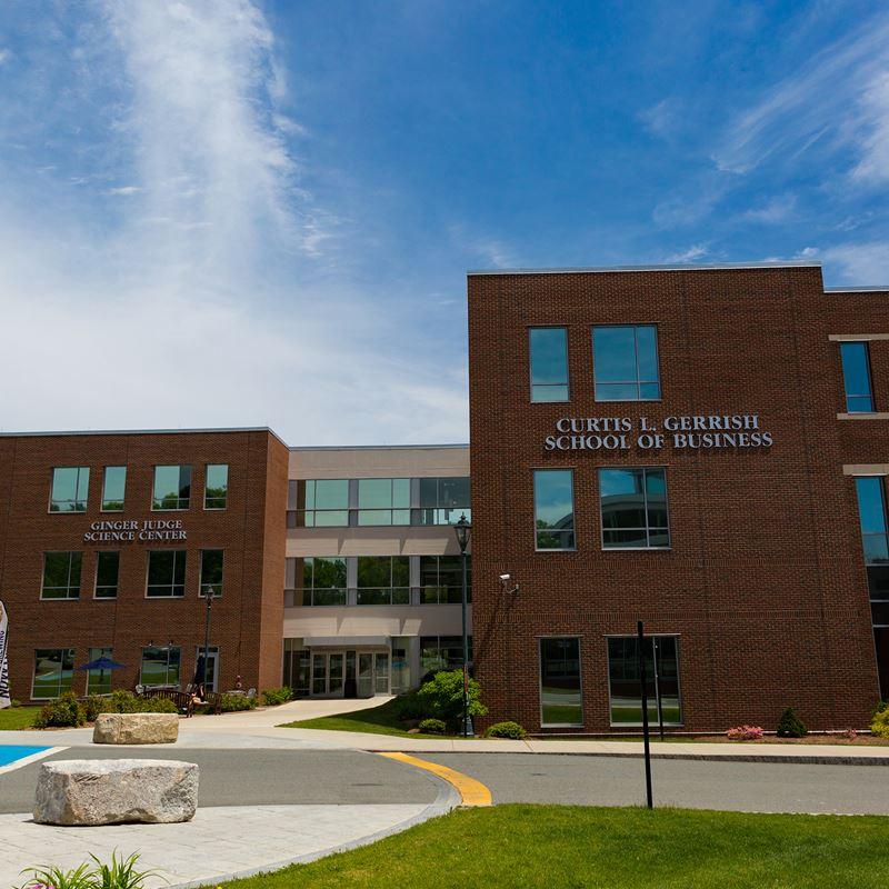 School of business academics endicott college for Endicott college interior design