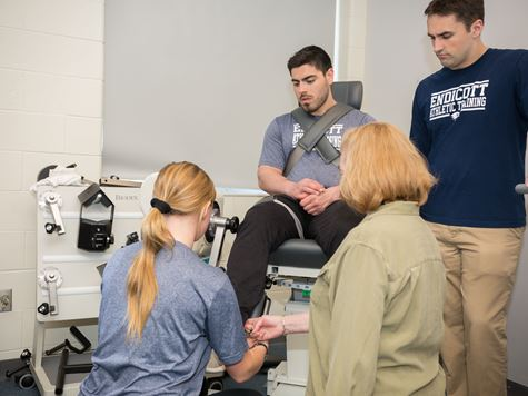 Exercise Science / Athletic Training 3/2 Program