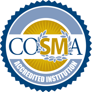 Commission on Sport Management Accreditation Seal