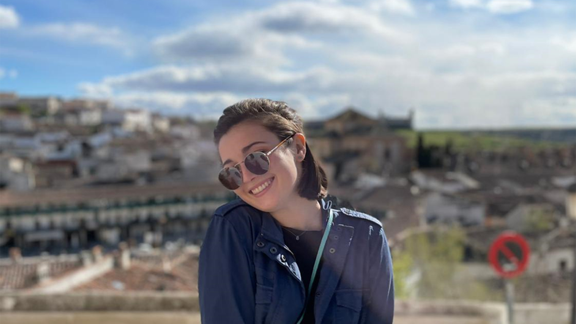 Sustainability Abroad student in Madrid