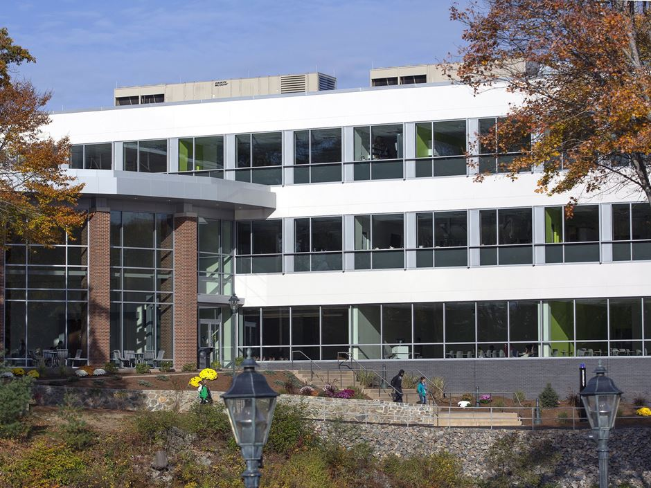 Endicott College Life Science Building