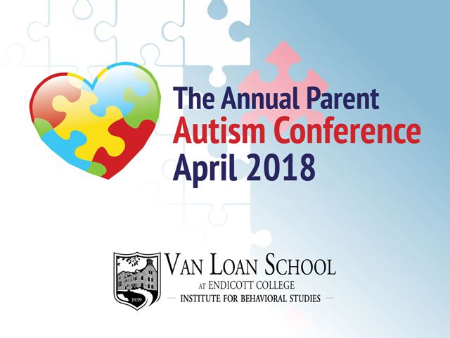 Annual Parent Autism Conference graphic