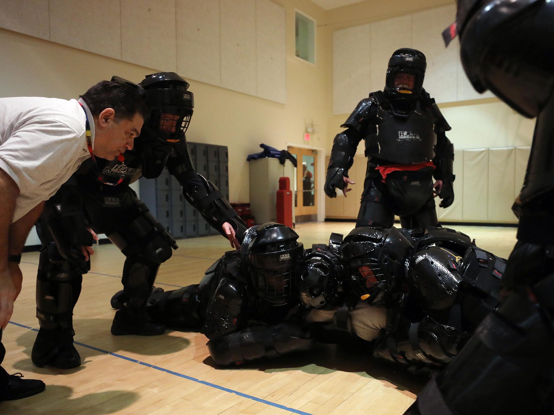 Rad systems instructor training