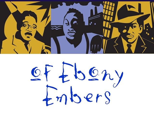 logo for Of Ebony Embers