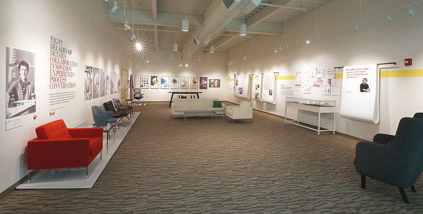 Knoll Exhibit Center for the Arts
