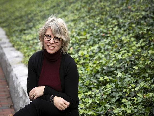 Renowned writer and scholar, Jill Lepore