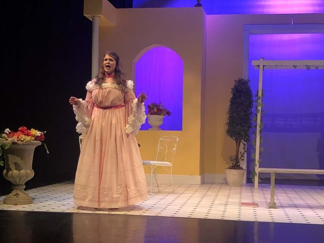 """The Importance of Being Earnest"" at Endicott College"