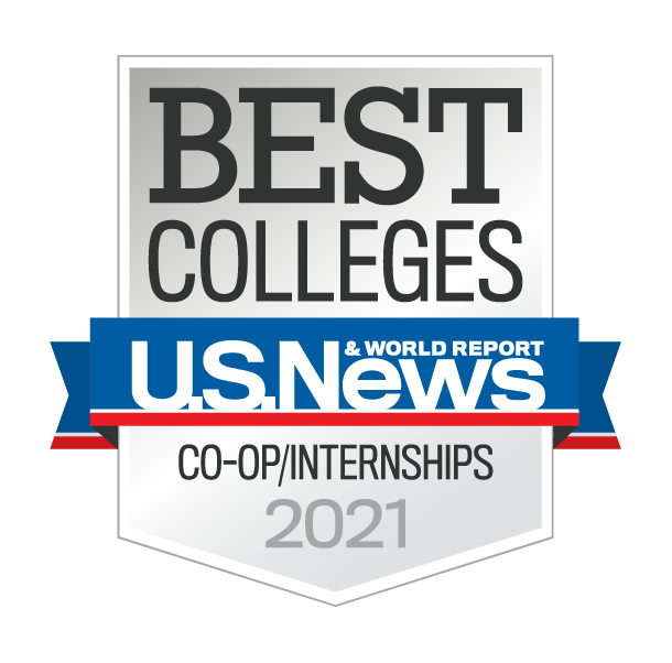 Endicott College best school for internships