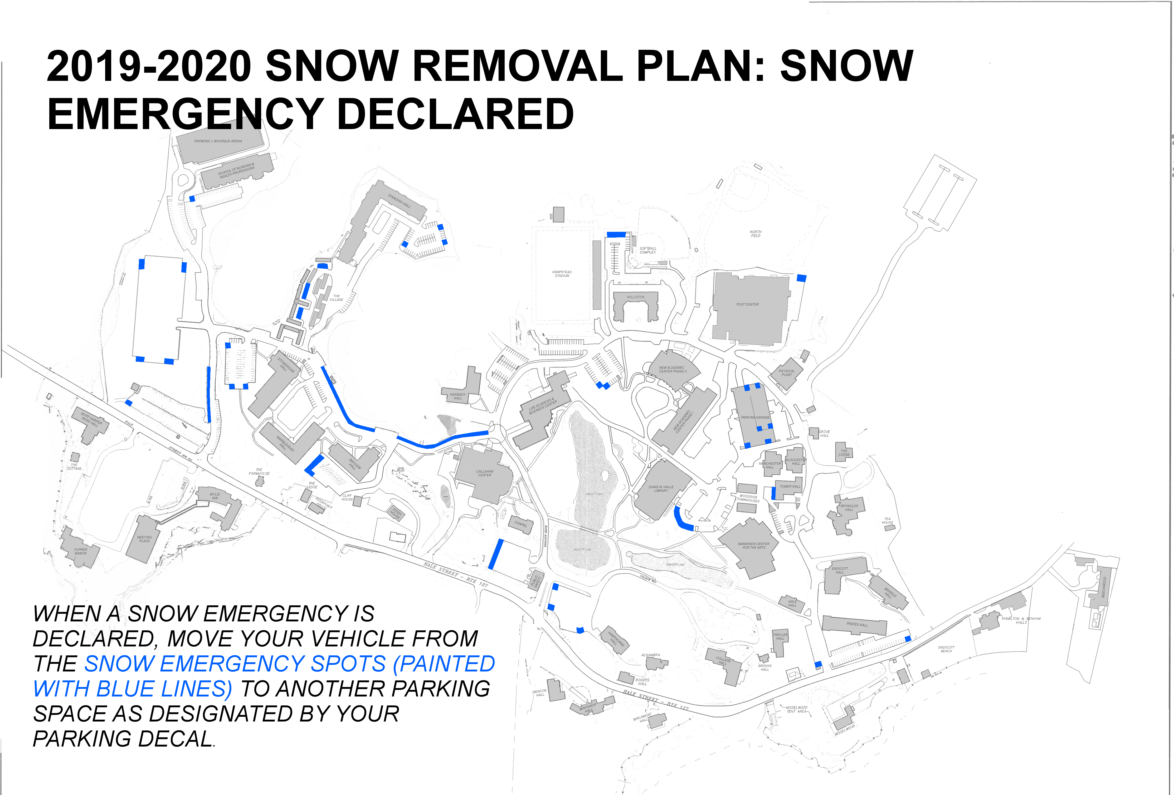 Endicott Snow Removal Plan: Emergency Declared