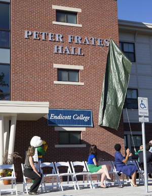 Peter Frates Hall