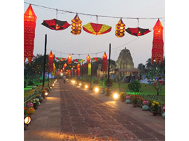 Music Festival at Rajarani Temple