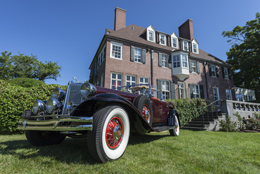 Concours d'Elegance at Misselwood
