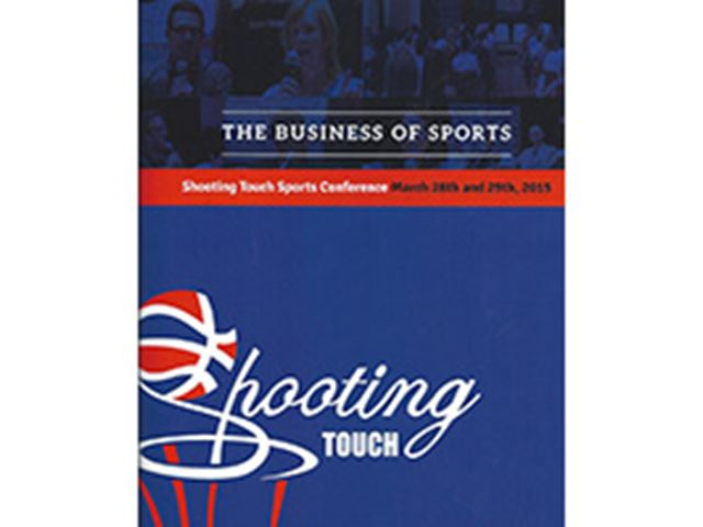 a cover for the Business of Sports